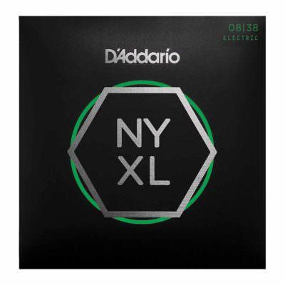 מיתרים לגיטרה חשמלית דדריו - 08-38 - Daddario NYXL0838 Nickel Wound
