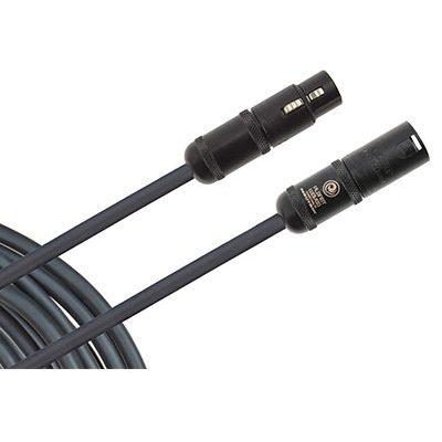 כבל למיקרופון 1.5m דדריו - Daddario Planet Waves PW-AMSM-05 Mic Cable - 5