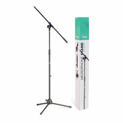 סטנד למיקרופון – Stagg MIS-1022BK Microphone Stand