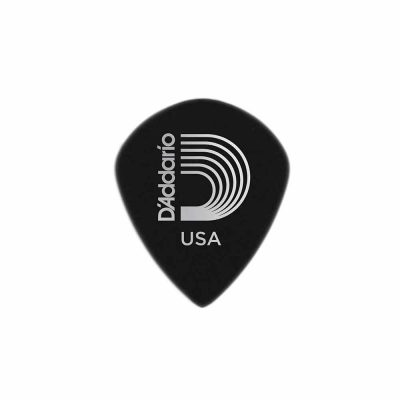 מפרט בודד דדריו – Daddario 3DBK7 Planet Waves Black Ice 1.50mm Single Pick