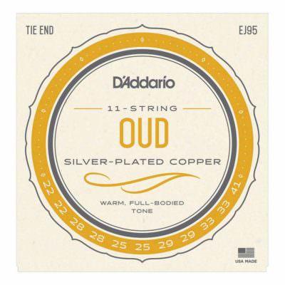 Daddario EJ95 Oud/11 String Set