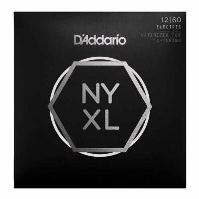 מיתרים לגיטרה חשמלית דדריו -12-60 - Daddario NYXL1260 Nickel Wound