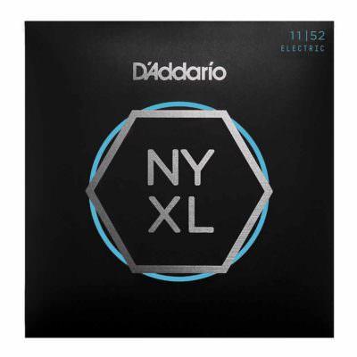 מיתרים לגיטרה חשמלית דדריו - 11-52 - Daddario NYXL1152 Nickel Wound