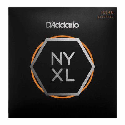 מיתרים לגיטרה חשמלית דדריו - 10-46 - Daddario NYXL1046 Nickel Wound