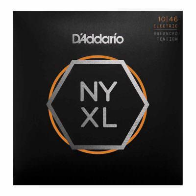 מיתרים לגיטרה חשמלית דדריו - 10-46 - Daddario NYXL1046BT Nickel Wound Balanced Tension