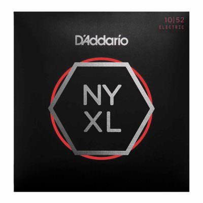 מיתרים לגיטרה חשמלית דדריו - 10-52 - Daddario NYXL1052 Nickel Wound