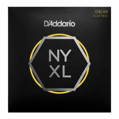 מיתרים לגיטרה חשמלית דדריו - 09-46 - Daddario NYXL0946 Nickel Wound