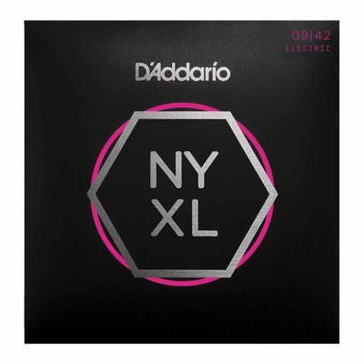 מיתרים לגיטרה חשמלית דדריו - 09-42 - Daddario NYXL0942 Nickel Wound