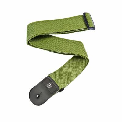 רצועה ירוקה לגיטרה דדריו - Daddario PWS107 Planet Waves , Polypropylene Green Strap