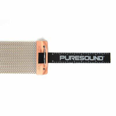 """רשת לסנר פיורסאונד - Puresound CPB1324 Custom Pro 13"""" Brass 24 Strand"""