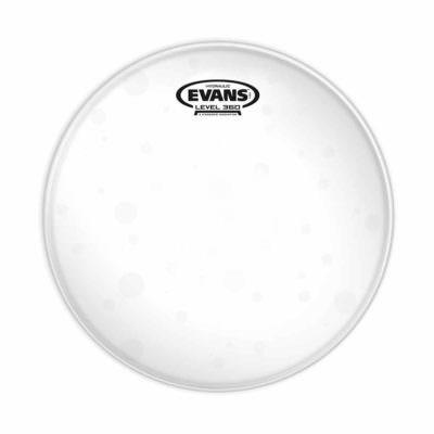 """עור עליון לטם-טם או לסנר אוונס - """"Evans TT20HG Hydraulic Glass 20"""