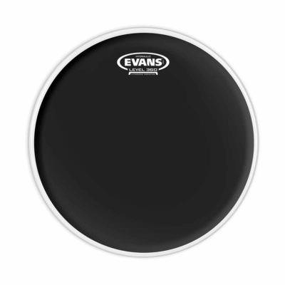 """עור עליון לטם-טם או לסנר אוונס - """"Evans TT20HBG Hydraulic Black 20"""