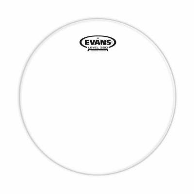 """עור עליון לטם-טם או לסנר אוונס - """"Evans TT20G2 G2 Clear 20"""