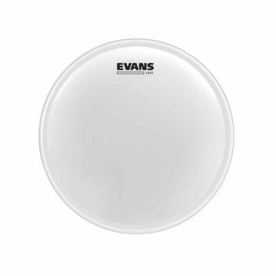 """עור עליון לטם-טם או לסנר אוונס - """"Evans B18UV1 UV1 Coated 18"""