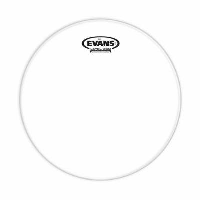 """עור עליון לטם-טם או לסנר אוונס - """"Evans TT20G14 G14 Clear 20"""