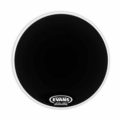 """עור חיצוני לתוף בס אוונס - """"Evans BD20RBG Resonant Black 20"""