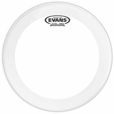 "עור פנימי לתוף בס אוונס - ""Evans BD24GB4C EMAD EQ4 Frosted 24"