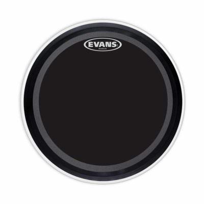 "עור פנימי לתוף בס אוונס - ""Evans BD20EMADONX EMAD Onyx Frosted 20"