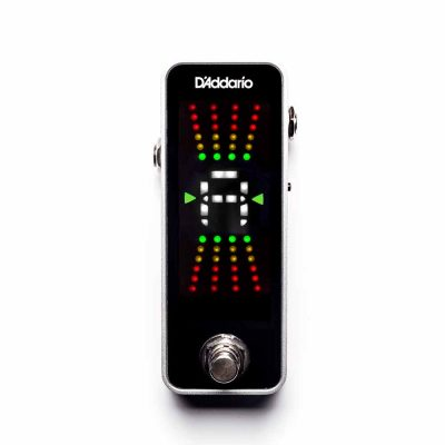 פדל טיונר דדריו - Daddario PW-CT-20 Planet Waves Pedal Tuner