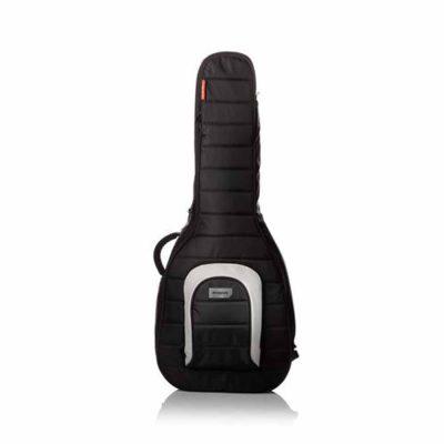 קייס מרופד לגיטרה אקוסטית שחור מונו - Mono M80-AD-BLK Black Acoustic/dreadnought Guitar Case