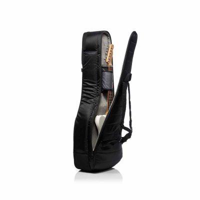 קייס מרופד משולב ל-2 גיטרות חשמלית/אקוסטית מונו - Mono M80-2A-BLK Dual Acoustic/Electric Guitar Case