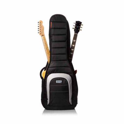 קייס מרופד משולב ל-2 גיטרות חשמליות מונו - Mono M80-2G-BLK Dual Electric Guitar Case