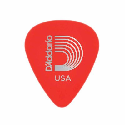 מפרט בודד דדריו – Daddario 7DRD1 Planet Waves Duragrip 0.50mm Single Pick