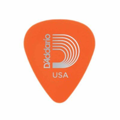 מפרט בודד דדריו – Daddario 1DOR2 Planet Waves 0.60mm Duralin Single Pick