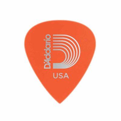 מפרט בודד דדריו – Daddario 6DOR2 Planet Waves 0.60mm Duralin Precision Single Pick