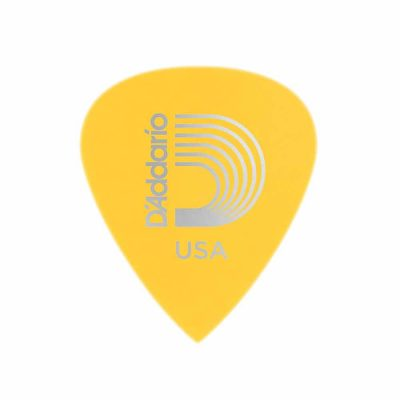 מפרט בודד דדריו – Daddario 6DYL3 Planet Waves 0.70mm Duralin Precision Single Pick