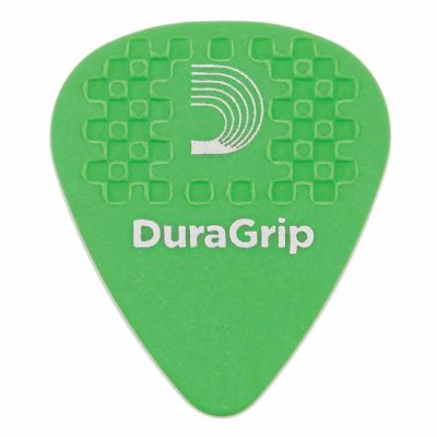 מפרט בודד דדריו – Daddario 7DGN4 Planet Waves Duragrip 0.85mm Single Pick