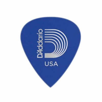 מארז 25 מפרטים דדריו – Daddario 6DBU5 Planet Waves 1.00mm Duralin Precision Pick 25Pack