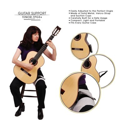 רגלית ירך נצמדת לגיטרה - Posa Thigh Handle