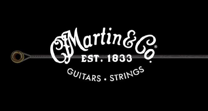 martin strings ad