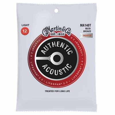 martin authentic acoustic ma140t